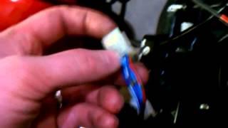 9. Gauges pin layout for Honda 919 2002 vs 2007