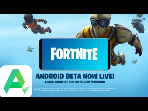 Download #FORTNITE On Android By #APKpure
