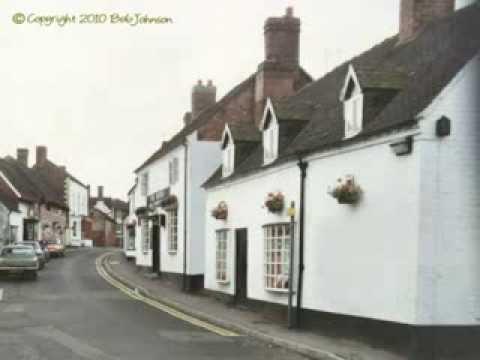 Gnosall History: High Street (3 of 4), Gnosall, Staffs, England