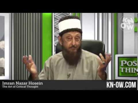 The Art of Critical Thought By Sheikh Imran Hosein