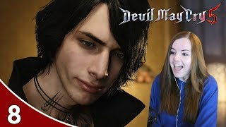 DON'T DO IT V!!! - Devil May Cry 5 Gameplay Walkthrough Part 8