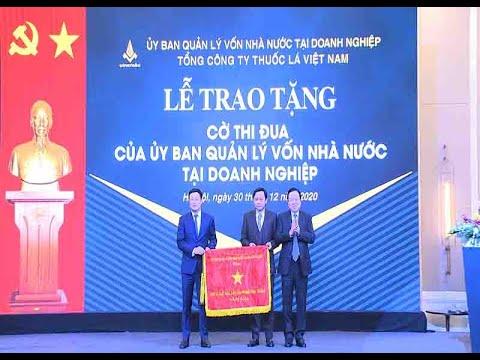TCT Thuốc lá Việt Nam tổ chức Hội nghị triển khai công tác xây dựng Đảng và kế hoạch SXKD năm 2021