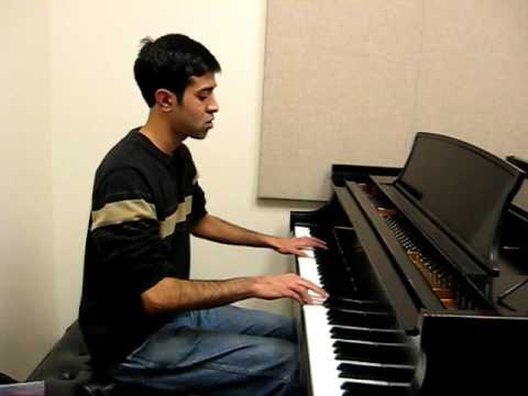 Roja - Kaadhal Rojave / Roja Jaaneman On Piano