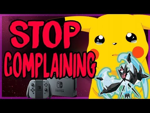 Why You should STOP Complaining about Ultra Sun and Moon!
