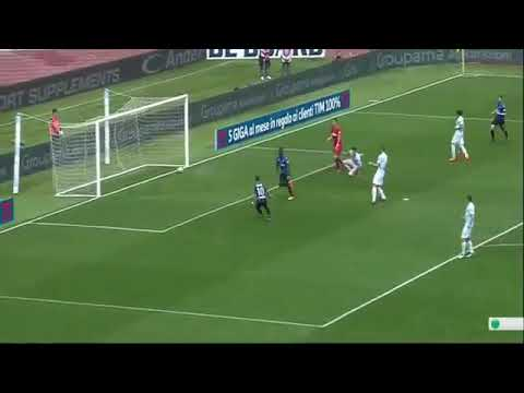 Lazio atalanta 1-1 highlights & all goals