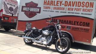 8. Used 2013 Harley Davidson Sportster Superlow Motorcycles for sale - Plant City, FL