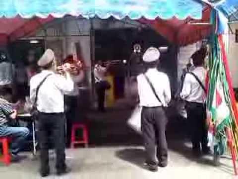 Kèn Tây đám tang chú Liêm 11/8/2013