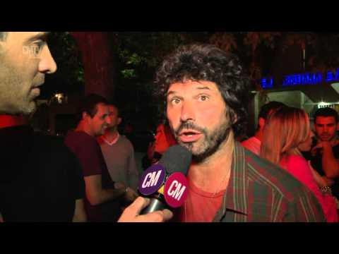 Iván Noble video Entrevista CM (Up Front Sony Music) - Octubre 2015
