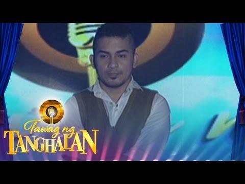Tawag ng Tanghalan: Froilan Canlas defends his title