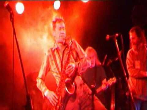 Nik Turner & Friends (Afro benefit band)  -