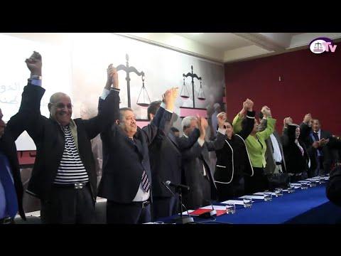 المجلس الوطني لحزب الاستقلال يختتم أشغاله بالوحدة ورص الصفوف