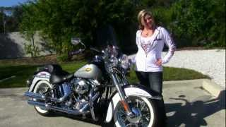 2. Used 2009 Harley-Davidson FLSTN Softail Deluxe for sale