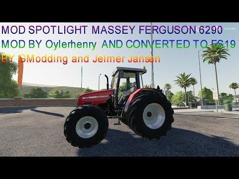 Massey Ferguson 6290 v1.0