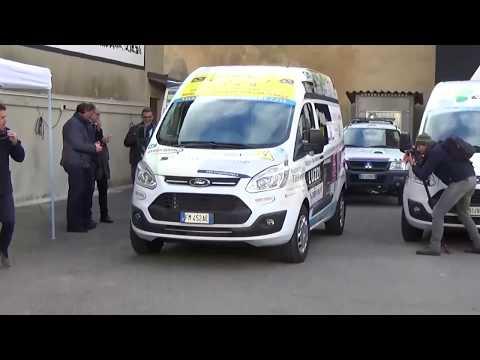 Un nuovo mezzo per la Misericordia di Arezzo