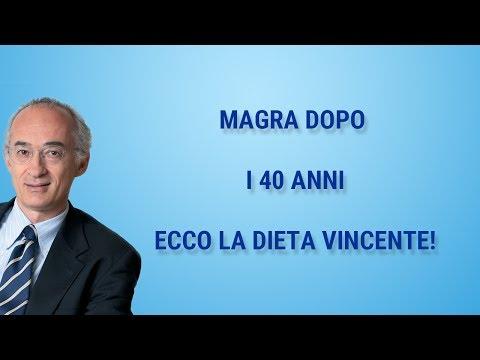 dott. vittorio caprioglio - magra dopo i 40 anni! ecco la dieta vincente
