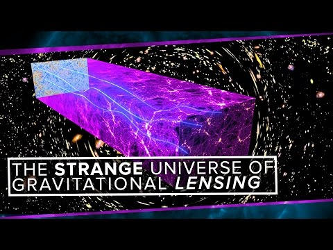 The Strange Universe of Gravitational Lensing | Space Time | PBS Digital Studios