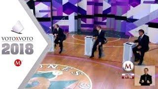 Video Segundo debate presidencial 2018, video completo MP3, 3GP, MP4, WEBM, AVI, FLV Agustus 2018