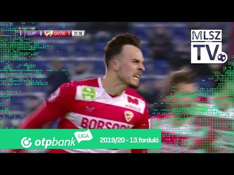 Haris Tabaković (Újpest - DVTK, 13. forduló)
