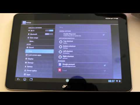 Acer Iconia A210 Tegra 3 10 inch Tablet Review