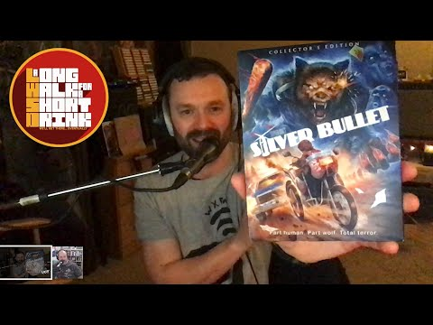STEPHEN KING'S SILVER BULLET Shout! Factory Collector's Edition BluRay Review