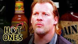 Video Chris Jericho Gets Body Slammed by Spicy Wings | Hot Ones MP3, 3GP, MP4, WEBM, AVI, FLV September 2018
