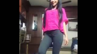 "watch beautiful dance by ankitta sharma on ""Pranda"" song by Kaur B"