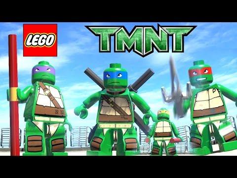 "Songs in ""LEGO Marvel Superheroes - TMNT (MOD) - Teenage Mutant ..."