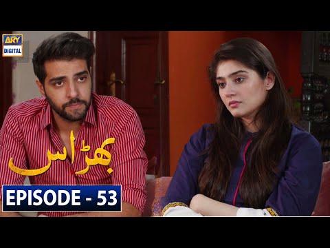 Bharaas Episode 53 [Subtitle Eng] - 12th January 2021 - ARY Digital Drama