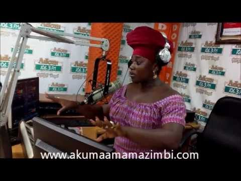 akumaamamazimbi - For your daily private personal advice on love, relationships, marriage and from me Akumaa Mama Zimbi, please text 'MZ' to shortcode 1402 and let's have a da...