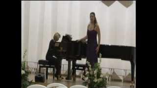Ch'io Mai Vi Possa G.F. Handel Melgunova Anastasia