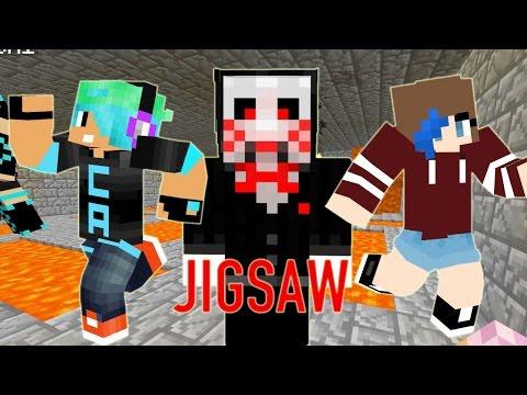 Minecraft / Jigsaw Game / So many options! / Radiojh Games