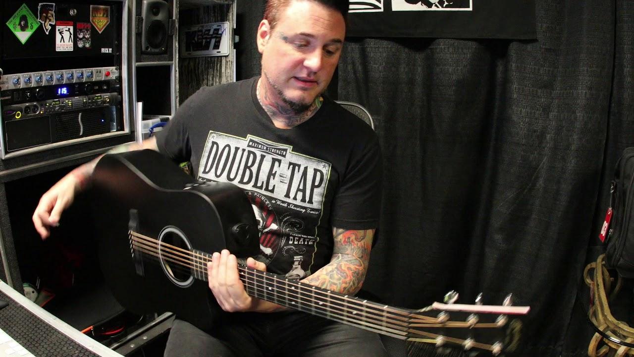 Jason Hook of Five Finger Death Punch –  Acoustic Guitar – PART 1