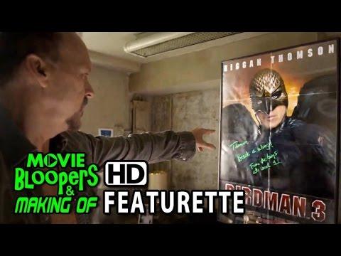Birdman (2014) Featurette - All The World's a Stage: Making Birdman
