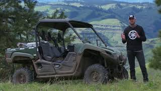 7. Hunting With The Yamaha Viking Side-By-Side [THE HUNGER]
