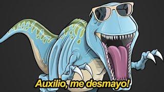 AUXILIO ME DESMAYO!