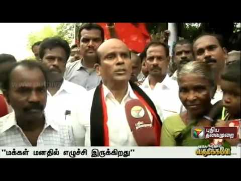 Vagai-Chandrasekhar-interview-People-determined-to-vote-DMK-to-power