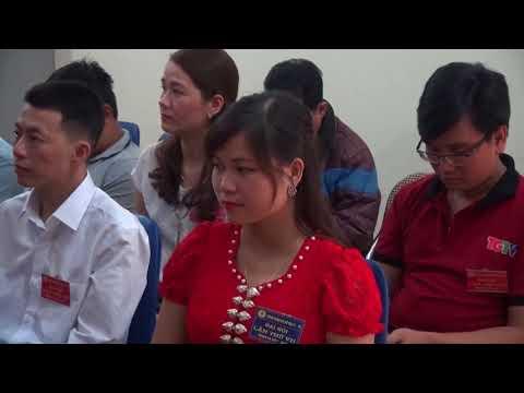 Đại hội CĐCS Đài TT - TH huyện Tuần Giáo Nhiệm kỳ 2017 - 2022