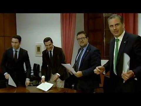 Ανδαλουσία: Τοπική κυβέρνηση με την υποστήριξη της ακροδεξιάς…