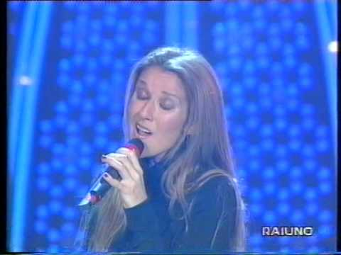 Celine Dion - That's The Way It Is (@ Carramba Che Fortuna 1999)