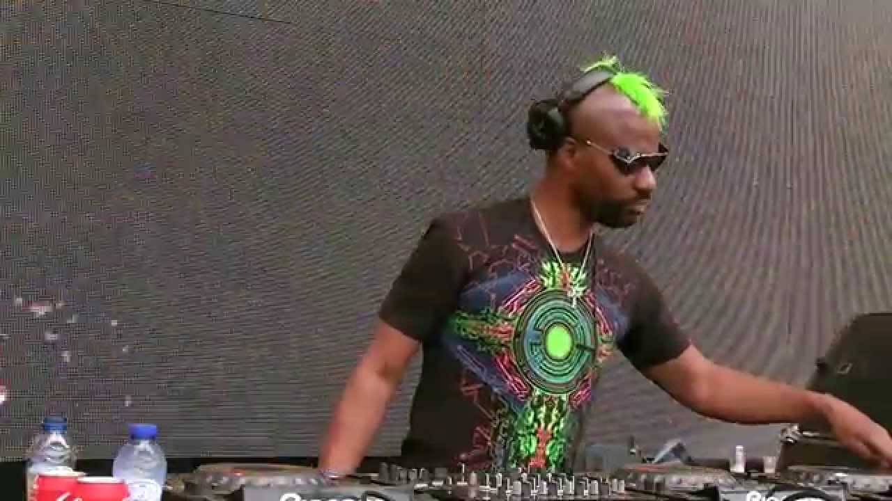 Green Velvet - Live @ Tomorrowland Belgium 2015
