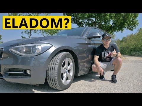 Eladom a BMW-t?!