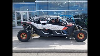 1. FIRST LOOK*** 2019 Can-Am X3 Max Xrs
