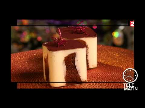 Tiramisu aux pain d'épices 2013 12 20  France 2 HD