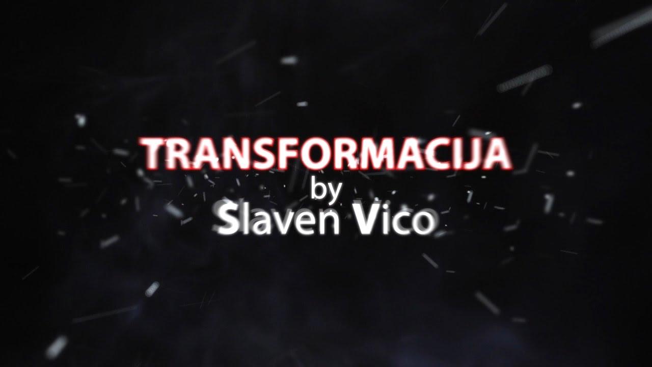 Transformacija by Slaven Vico - dva kandidata, dva izazova!