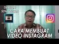 Cara Membuat Video Instagram Dengan Sony Vegas - DWVLOG#1