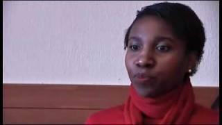 Inés Ndjoli: de Guinea a España