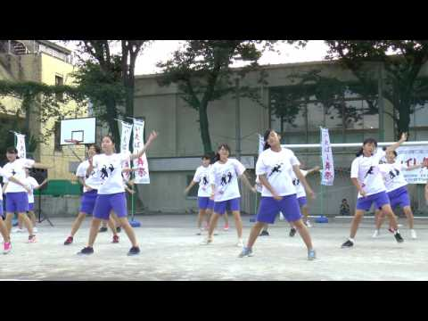 MY matsuri いたばし舞祭2016 板橋第一中学校ダンスクラブさん / 舞祭2003 - 仰げば尊し-