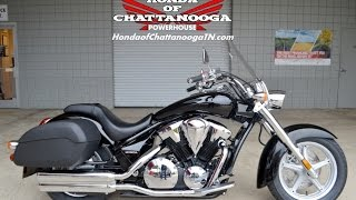 7. 2015 Honda Interstate 1300 For Sale / Touring Cruiser - TN GA AL area Chattanooga Motorcycle Dealer