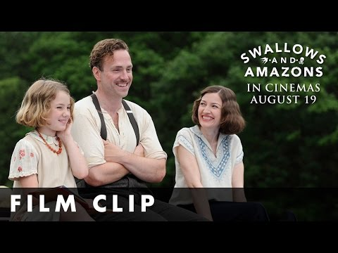 Swallows and Amazons (Clip 'Harry Enfield')