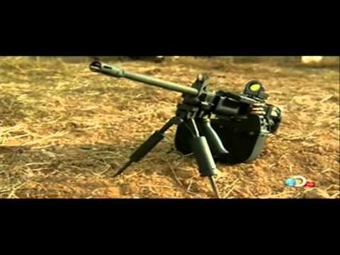 Israeli FUTURE FIREPOWER! IWI New Weapons + ISDEF Display (NEW 2013) | HD